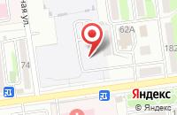 Схема проезда до компании Автомойка в Старокучергановке