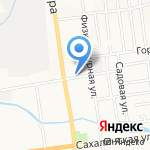 SAKHMOTO.RU на карте Южно-Сахалинска