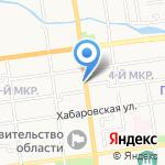 Ювелирная студия-мастерская на карте Южно-Сахалинска