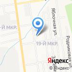 МегаВат на карте Южно-Сахалинска