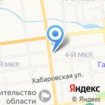 Пест Контроль Сахалин на карте Южно-Сахалинска
