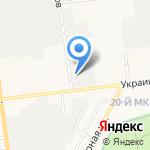 СУ-4 на карте Южно-Сахалинска