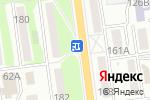 Схема проезда до компании Настюша в Южно-Сахалинске