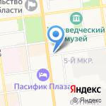 Твоя Пресса на карте Южно-Сахалинска