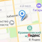 Parker Drilling на карте Южно-Сахалинска