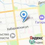 Сервис-Центр на карте Южно-Сахалинска