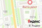Схема проезда до компании GSM Master в Южно-Сахалинске
