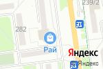 Схема проезда до компании Men Style в Южно-Сахалинске