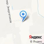 Сахалинэнерго на карте Южно-Сахалинска