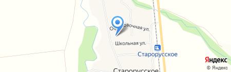 Фельдшерско-акушерский пункт на карте Старорусского