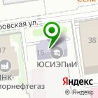 Местоположение компании Технопрофит