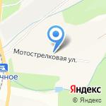 Военторг №47 на карте Южно-Сахалинска