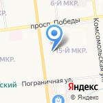 Faberlic на карте Южно-Сахалинска
