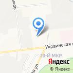 Кузов+ на карте Южно-Сахалинска