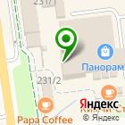 Местоположение компании Coompa.ru