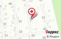 Схема проезда до компании Benfin в Подольске