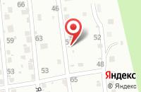 Схема проезда до компании Конус в Подольске