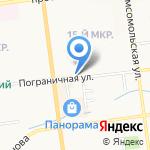 ЛинзОчки на карте Южно-Сахалинска