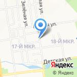 Компания по оформлению и страхованию автомобилей на карте Южно-Сахалинска