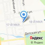 Центр оформления и страхования автомобилей на карте Южно-Сахалинска