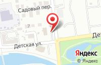 Схема проезда до компании Мосмедиагрупп в Южно-Сахалинске