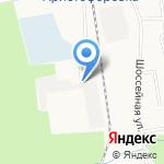 Лечебно-исправительное учреждение №3 на карте Южно-Сахалинска