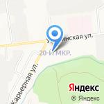 Юный гражданин России на карте Южно-Сахалинска