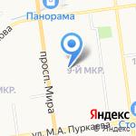 Загадка на карте Южно-Сахалинска