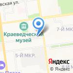 Бизнес Стайл на карте Южно-Сахалинска