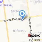 ЭлектроИнструмент на карте Южно-Сахалинска