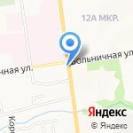 Сахалин Прокат Сервис на карте Южно-Сахалинска