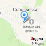 Библиотека на карте Южно-Сахалинска