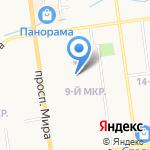 Инспекция по делам несовершеннолетних на карте Южно-Сахалинска