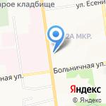 Welcome на карте Южно-Сахалинска