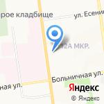 КСП-Спецодежда на карте Южно-Сахалинска
