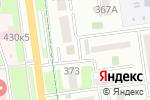 Схема проезда до компании КСП-Спецодежда в Южно-Сахалинске
