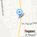 Домотехника Сахалин на карте Южно-Сахалинска