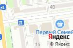 Схема проезда до компании Продовольственный магазин в Южно-Сахалинске