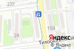 Схема проезда до компании Ренессанс в Южно-Сахалинске