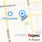 SkulptorFit на карте Южно-Сахалинска