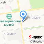 Ваш юрист на карте Южно-Сахалинска