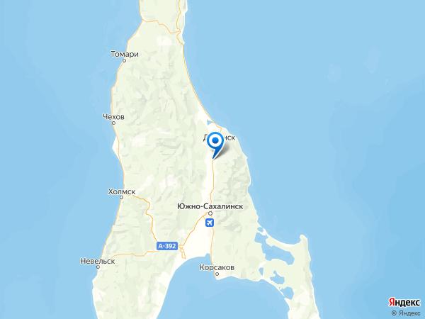 село Сокол на карте