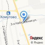 Продукты от Нагиева на карте Южно-Сахалинска