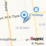 ВЛ Сервис Сахалин на карте Южно-Сахалинска