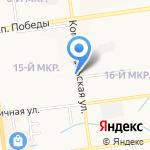 Центр государственных закупок Сахалинской области на карте Южно-Сахалинска