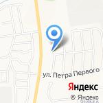 Ю Эс Эй Лоджистикс на карте Южно-Сахалинска