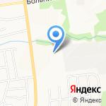 Театр Карабаса Барабаса на карте Южно-Сахалинска