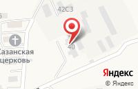 Схема проезда до компании Пост пожарной охраны в Соловьёвке
