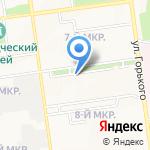 Оптово-розничный магазин овощей и фруктов на карте Южно-Сахалинска