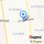 Зоо-Сах на карте Южно-Сахалинска